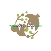 Stunning And Creative Animals-Pets Logo Designs ID: 24639