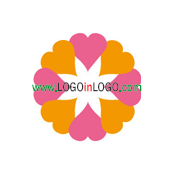200+ Cool & Creative Flower Logo Design Inspirations ID: 23815