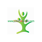Logo Categories : Physical Fitness logo , people Logos  & . Logo ID :27266