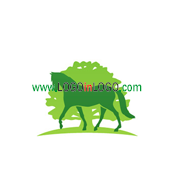 Stunning And Creative Animals-Pets Logo Designs ID: 24004