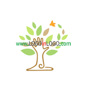 Super Creative Environmental-Green Logo Designs ID: 23311