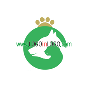 Stunning And Creative Animals-Pets Logo Designs ID: 22542