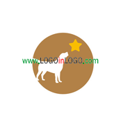 Stunning And Creative Animals-Pets Logo Designs ID: 24549