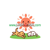 Pet Logo design inspiration ID: 22374