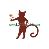 Stunning And Creative Animals-Pets Logo Designs ID: 24535