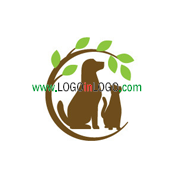 Pet Logo design inspiration ID: 22771