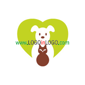 Pet Logo design inspiration ID: 22744