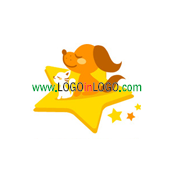 Logo Categories : Dog logo , Cat logo  &  Animals & Pets logo . Logo ID :27278
