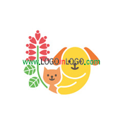 Stunning And Creative Animals-Pets Logo Designs ID: 22548