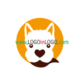Pet Logo design inspiration ID: 24763