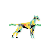 Stunning And Creative Animals-Pets Logo Designs ID: 24048
