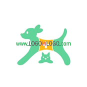 Stunning And Creative Animals-Pets Logo Designs ID: 23778