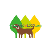 Stunning And Creative Animals-Pets Logo Designs ID: 23764