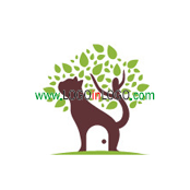 Stunning And Creative Animals-Pets Logo Designs ID: 23759