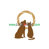 Pet Logo design inspiration ID: 23638