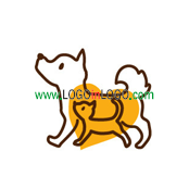Stunning And Creative Animals-Pets Logo Designs ID: 23573