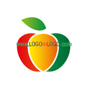 Logo ideas: This is a Fruit logo Inspiration.