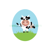 Fantastically Clever Cow Logos ID: 20312