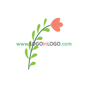 200+ Cool & Creative Flower Logo Design Inspirations ID: 23865