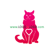 Stunning And Creative Animals-Pets Logo Designs ID: 24053