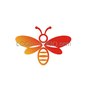 Fantastically Clever Bee Logos ID: 4749