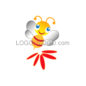 Fantastically Clever Bee Logos ID: 3585