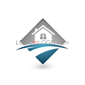 Really Creative Logos for Real-Estate-Mortgage ID: 168