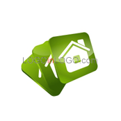 Really Creative Logos for Real-Estate-Mortgage ID: 215