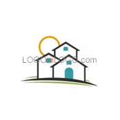 Really Creative Logos for Real-Estate-Mortgage ID: 170
