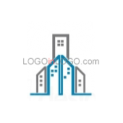 Really Creative Logos for Real-Estate-Mortgage ID: 141