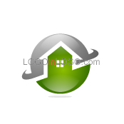 Really Creative Logos for Real-Estate-Mortgage ID: 144