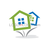 Really Creative Logos for Real-Estate-Mortgage ID: 148