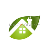 Really Creative Logos for Real-Estate-Mortgage ID: 204