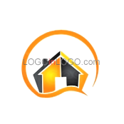 Really Creative Logos for Real-Estate-Mortgage ID: 150