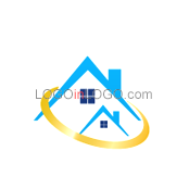 Really Creative Logos for Real-Estate-Mortgage ID: 151