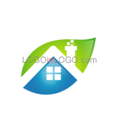 Really Creative Logos for Real-Estate-Mortgage ID: 154