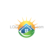 Really Creative Logos for Real-Estate-Mortgage ID: 155