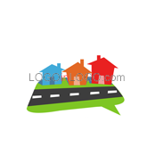 Really Creative Logos for Real-Estate-Mortgage ID: 218