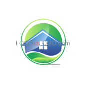 Really Creative Logos for Real-Estate-Mortgage ID: 198