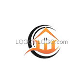 Really Creative Logos for Real-Estate-Mortgage ID: 163