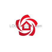 Really Creative Logos for Real-Estate-Mortgage ID: 2747