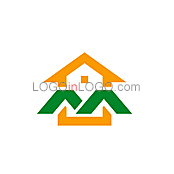Really Creative Logos for Real-Estate-Mortgage ID: 4514