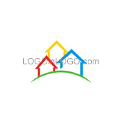 Really Creative Logos for Real-Estate-Mortgage ID: 4278
