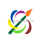 Cleverly Designed Entertainment-The-Arts Logo Designs For Your Inspiration ID: 4398