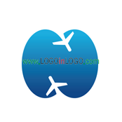 200+ Latest and Creative Aircraft Logo Designs for Design Inspiration ID: 9834