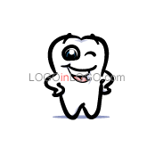 200 Tooth Logos to Increase Your Appetite ID: 1403