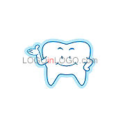 200 Tooth Logos to Increase Your Appetite ID: 3213