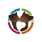 Stunning And Creative Animals-Pets Logo Designs ID: 17710