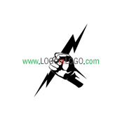 Logo ideas: This is a Electricity logo Inspiration.