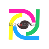 Super Creative Photography Logo Designs ID: 4296